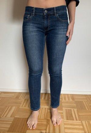 Bogner Tube jeans blauw