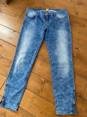 Boss Orange Tube Jeans azure