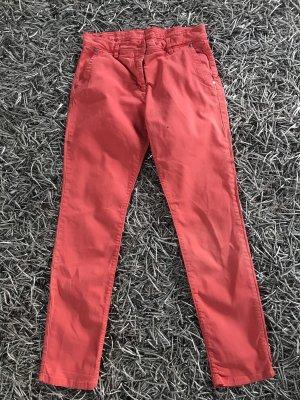 Jeans von Brax korallefarben