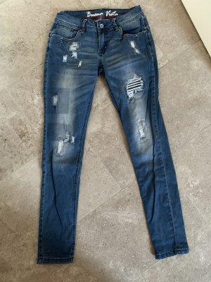 Buena Vista Slim Jeans multicolored