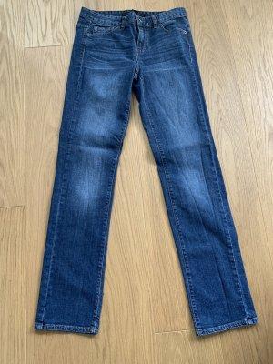 Calvin Klein Jeans Vaquero rectos azul oscuro
