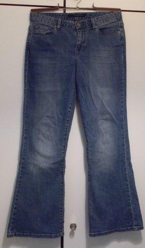Calvin Klein Boot Cut Jeans dark blue