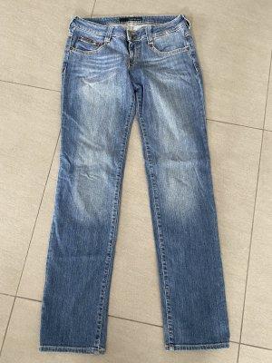 Jeans von Calvin Klein, Größe 27/33, Low Rise Slim, wie Neu