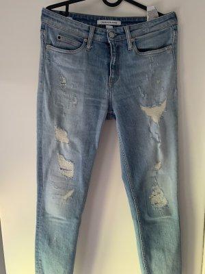 Jeans von Calvin Klein used Look 28/32