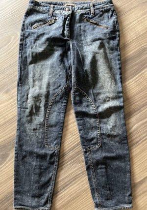 Cambio Boyfriend Jeans steel blue