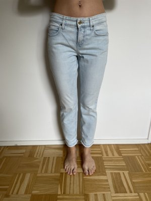 Cambio Tube Jeans light blue