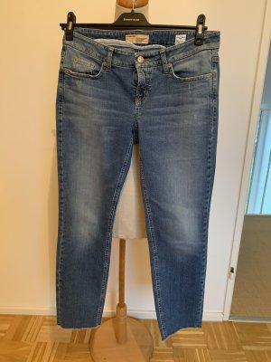 Cambio Jeans 7/8 bleu-bleu clair