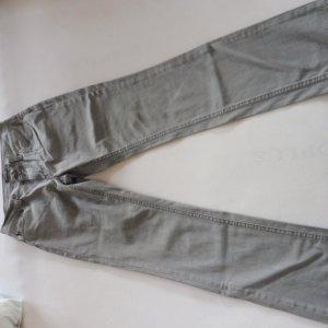 Jeans von Comma Größe 36 in grau