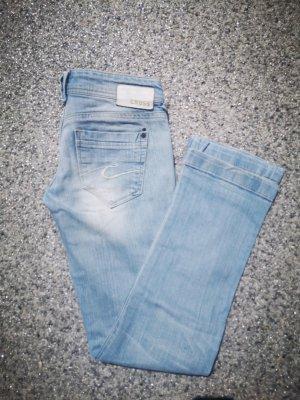 CROSS JEANS Straight Leg Jeans multicolored
