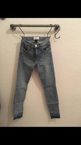Current/elliott Pantalone a 7/8 azzurro-azzurro