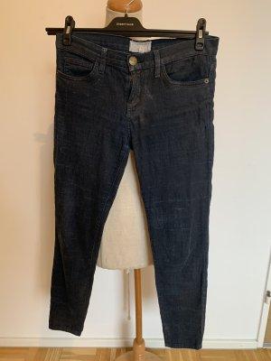 Current/elliott Jeans 7/8 noir-bleu foncé