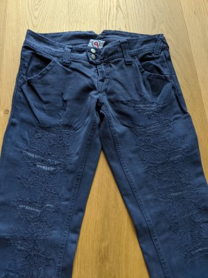 Jeans von CYCLE im Destroyed Look