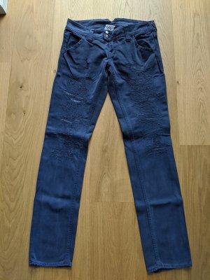 Jeans von CYCLE im Destroyed Look