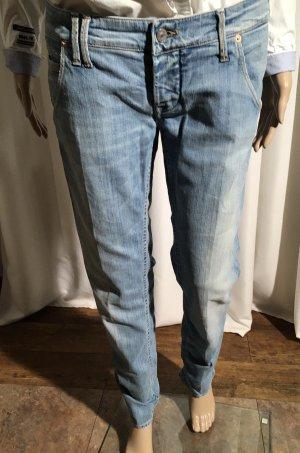 Cycle Jeans cigarette bleuet