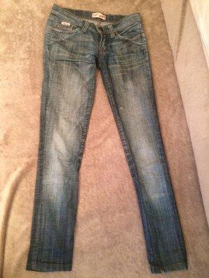 Jeans von der Italienischen Marke Sexy Woman Gr.XS