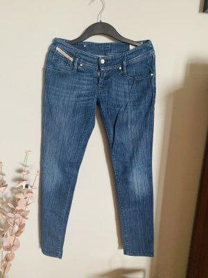 Diesel Jeans skinny bleu