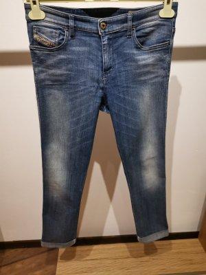 Jeans von Diesel, knöchellang