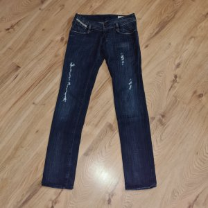 Jeans von Diesel Matic Gr.32 blau used look Knackpo