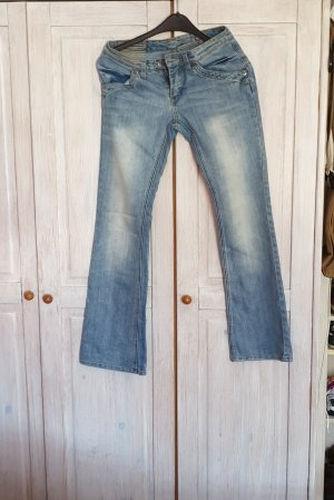 eight 2 nine Denim Flares blue-azure