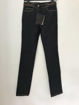 Jeans von Escada Gr.34 dunkelblau