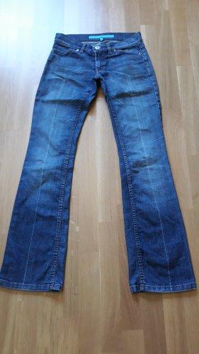 Escada Sport Stretch Jeans blue cotton