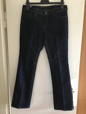 esprit collection Pleated Trousers blue