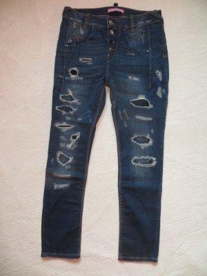 Jeans von Fornarina Gr. 28