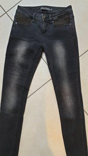 Jeans von Freeman T. Porter, Gr. 25