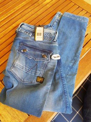 Jeans von g-star in Blau