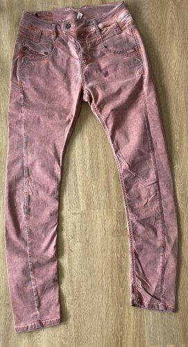 Gang Jeans de moto multicolore coton