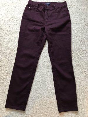 Atelier Gardeur Jeans stretch bordeau