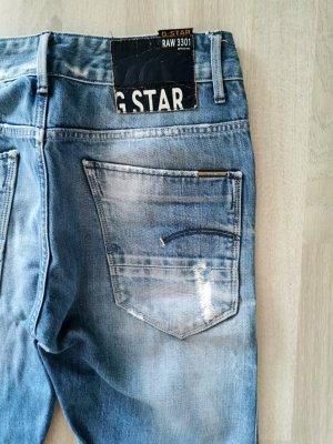 Gstar Boyfriend Trousers slate-gray