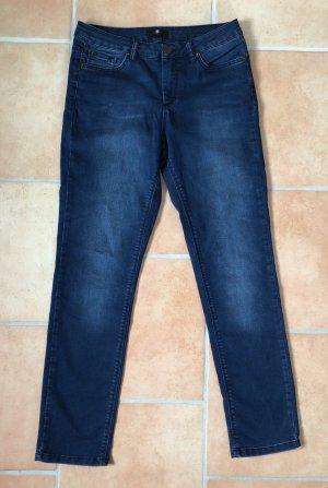 H.I.S Jeans elasticizzati blu