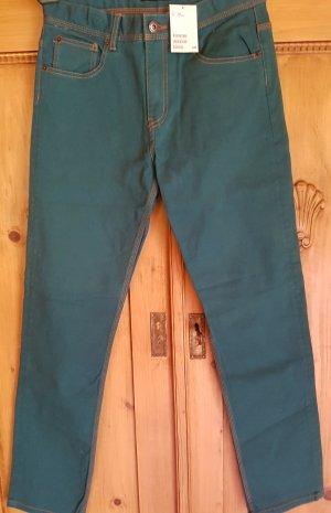 Jeans von H&M, Größe 164, Neu mit Etikett, Farbe grün