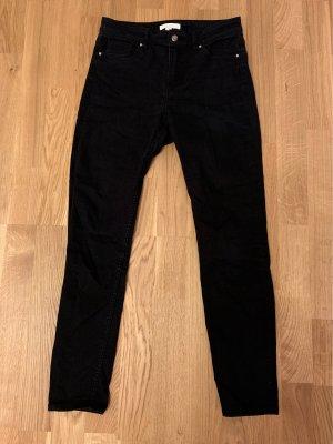 Jeans von H&M schwarz