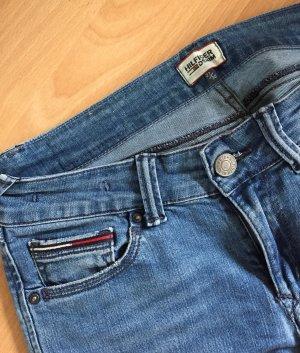Hilfiger Denim Jeans vita bassa azzurro