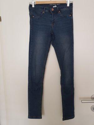 Hollister Wortel jeans blauw