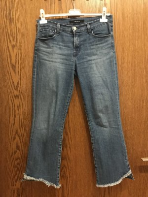 J brand Boot Cut Jeans blue cotton