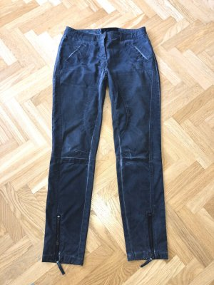 Liebeskind Low Rise jeans antraciet-donkergrijs
