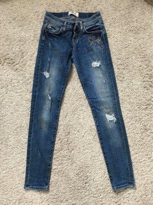 LTB Jeans a sigaretta blu scuro