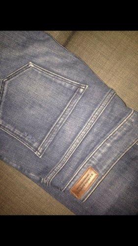 Maison Scotch Jeans slim bleu foncé