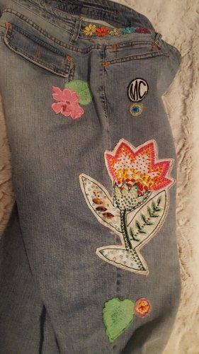 Marc Cain Jeans flare multicolore