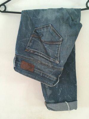 Mavi Jeans vita bassa blu fiordaliso