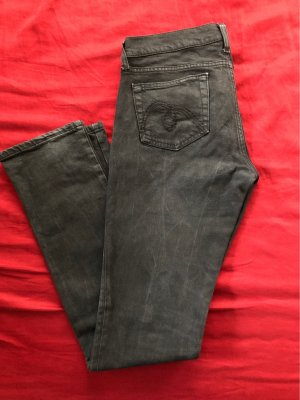 Mavi Jeansy rurki czarny