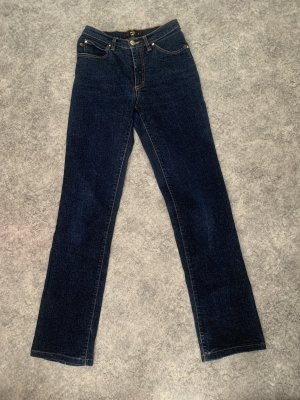 MCM Straight Leg Jeans blue