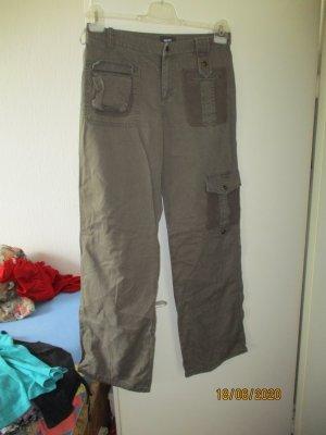 Mexx Baggy Jeans khaki