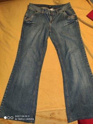 Mexx Jeans bootcut bleu