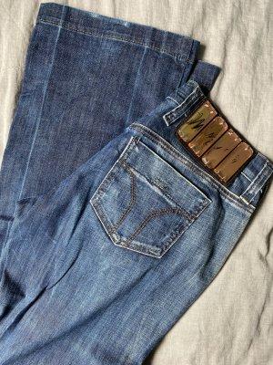 Miss Sixty Jeans bootcut bleu-bleu acier