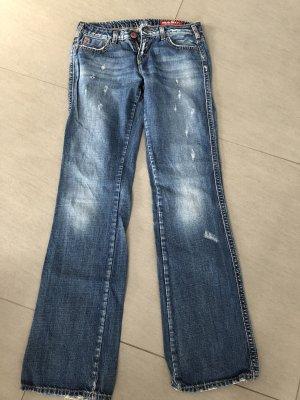 Miss Sixty Jeans bootcut bleu