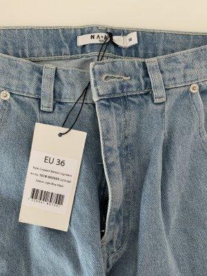 Nakd Boyfriend Jeans azure